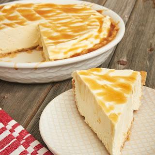 Salted Caramel Whipped Cream Pie Recipe