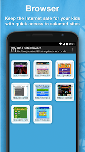 Safe Browser Parental Control App Download For Android and iPhone 3