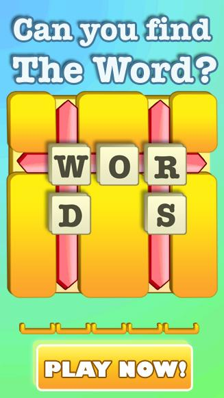 Word Ways Free : Find The Word- screenshot