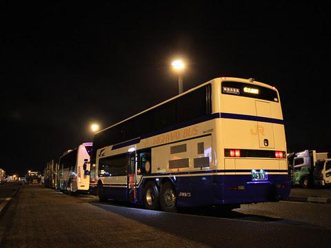 JR東海バス「ドリームなごや1号」 ・918_09 足柄SAにて_02
