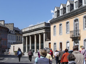 Photo: Les anciens Thermes néo classique de St-Sauveur