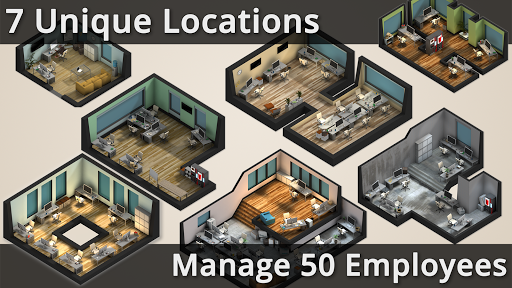 Game Studio Tycoon 3 Jeux pour Android screenshot