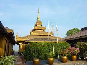 Photo: #024-Bagan, le Bagan Thiripyitsaya Sanctuary Resort.