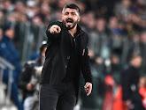 Gattuso na drie weken weg bij Fiorentina