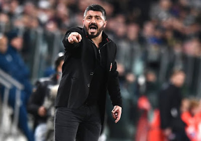 Tottenham abandonne la piste Gennaro Gattuso