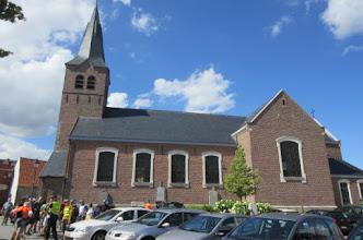 Photo: Sint-Phara ldiskerk te Smetlede