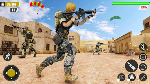 Counter Terrorist Special Ops 2020 apkpoly screenshots 1
