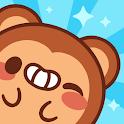 Monkey Roll: Kawaii Climb icon