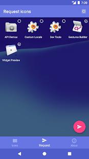 AdaptivePack - Pixel + Oreo style Adaptive Icons Screenshot