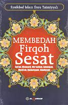 Membedah Firqoh Sesat (Syi'ah, Khowarij, Mu'tazilah, Jahmiyah, Murji'ah, Qodariyyah, Shufiyyah) | RBI