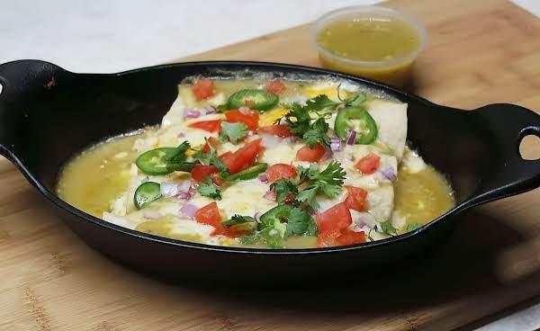 Chicken Enchiladas  (healthier Option Included)