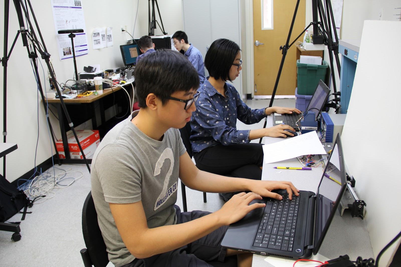 Amanda Zong, Jun Hui Lin