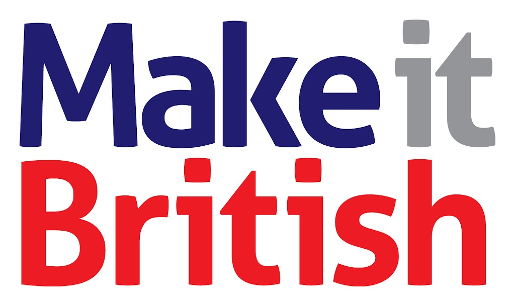 Make it British logo