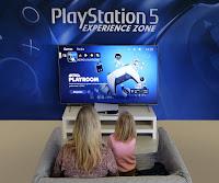 PlayStation 5 Experience Zone in het Bonami SpelComputer Museum