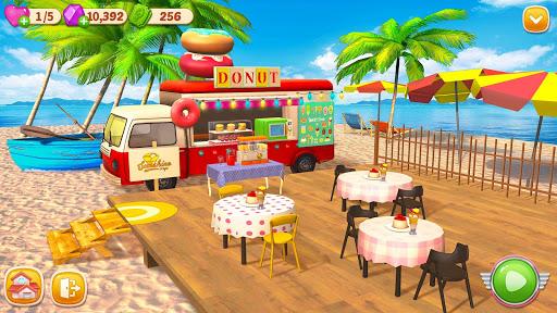 Code Triche Cuisine intérieure : déco intérieure & restos apk mod screenshots 6