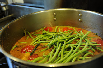 Zdjęcie: Danie z fasolą szparagową... pewnie zupa!