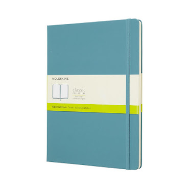 Classic Hard Cover XL Reef Blue