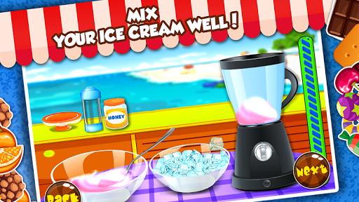 アイスクリームデザートメーカー