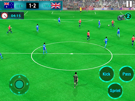Soccer Leagues Mega Challenge 2021: Football Kings 200021.0 Screenshots 11