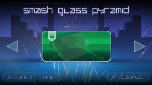 Smash Glass Pyramid  screenshots 9