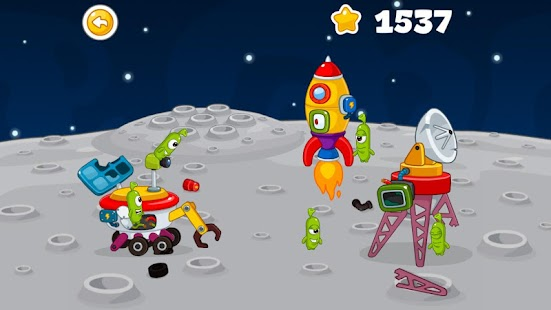 Space Adventures: Flight to the Moon- screenshot thumbnail