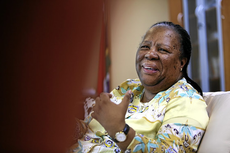 Naledi Pandor said the pandemic struck Africa just as the global community was weakened by unilateralism, conservative nationalism and unwarranted attacks on global UN institutions.