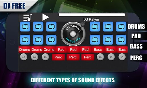 DJ Song Mixer - náhled