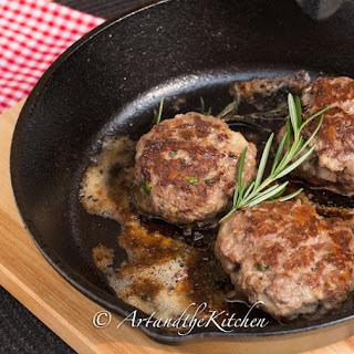 My Favourite Italian Kitchen Meatballs.