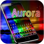 Aurora Keyboard Theme