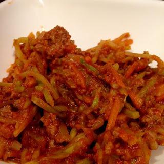 Beefy Slawghetti