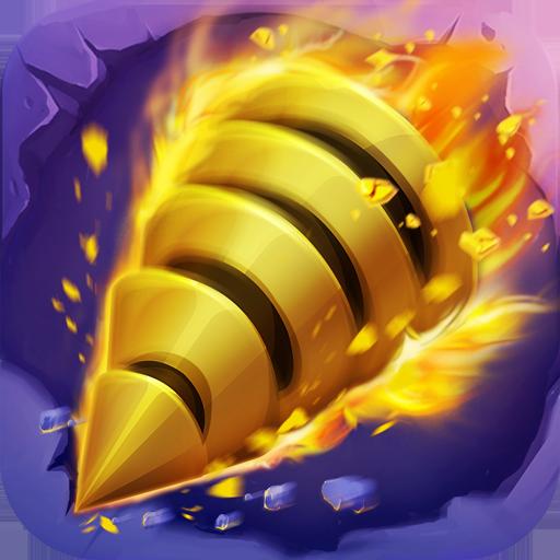 Crazy Driller 冒險 App LOGO-APP開箱王