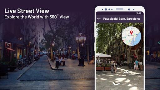 world maps, street view: my location coordinates screenshot 2