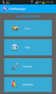 CarManager screenshot 0