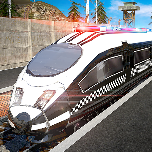 Police Train Simulator 3D: Prison Transport (game)