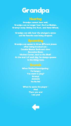 Granny Guide (Game Guide & Walkthrough) 1.0 screenshots 7