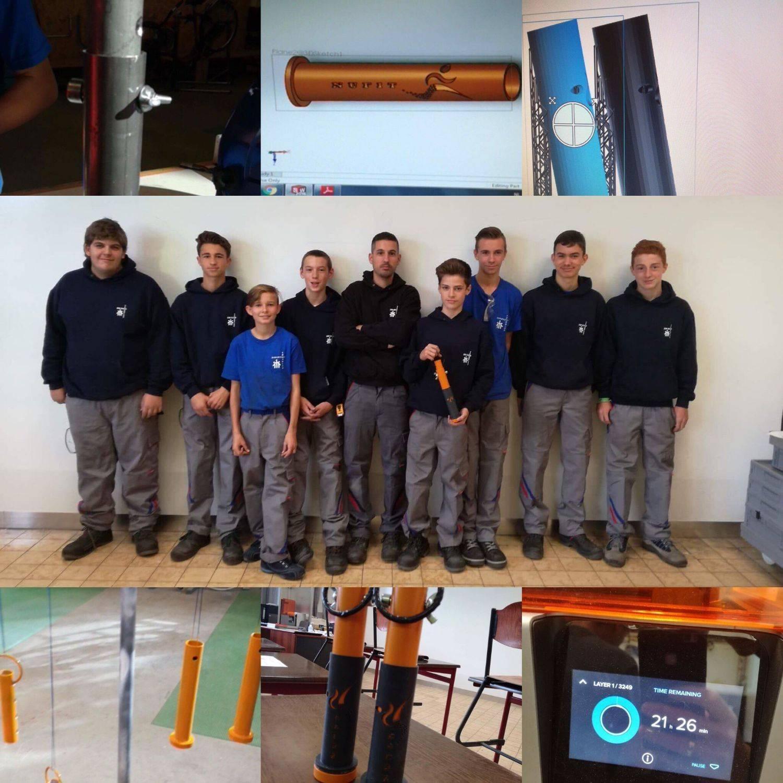 In de kijker - Project Speed Device Don Bosco Haacht