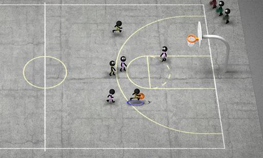 Stickman Basketball screenshot 9