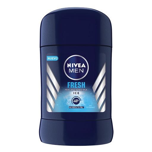 desodorante barra nivea fresh ice 50gr