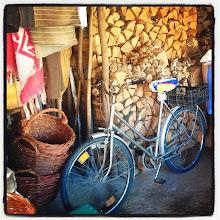 Photo: Romanian country shop #intercer #romania #country #bike #wood #fire #basket #life #rural #beautiful #cool #warm - via Instagram, http://ift.tt/WVrGZq