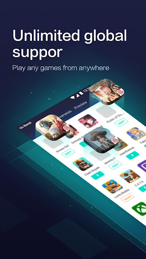 UU Game Booster-Free Gaming From High Ping&Lag  screenshots 3