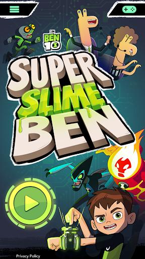 Ben 10 - Super Slime Ben: Endless Arcade Climber filehippodl screenshot 1