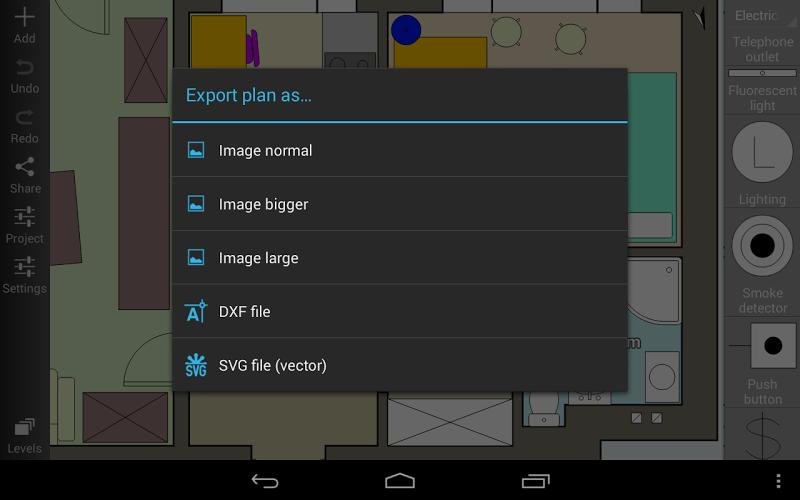 Floor Plan Creator Screenshot 9
