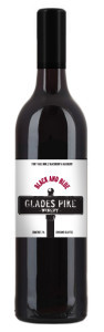 Logo for Glades Pike Black & Blue