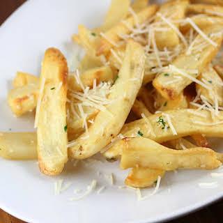 Red Robin Garlic Parmesan Fries.
