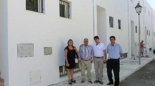 Diputación saca en alquiler 72 viviendas a 150 euros