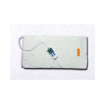 長型 UCI治療恆溫濕熱電氈適用於背部,腰部,腿部,腳部等位置。