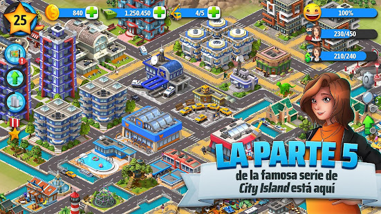 City Island 5 - Offline Tycoon Building Sim Game Mod