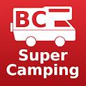 Super Camping British Columbia icon