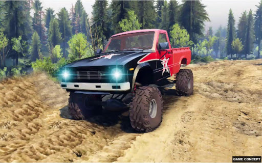4x4 Jeep Extreme Stunts Mountain Trick Master 2019 screenshots 3