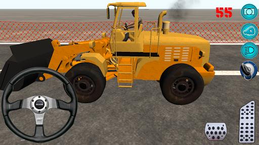 iş makinesi Operatörü 3D